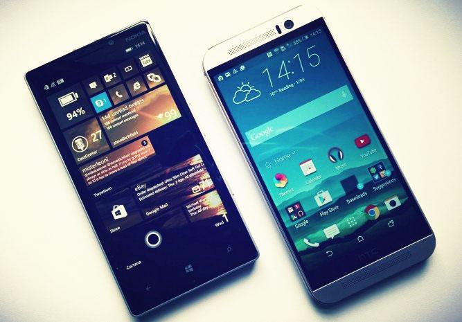 Nokia Lumia 930 одержала победу над HTC One M9 в тесте камер