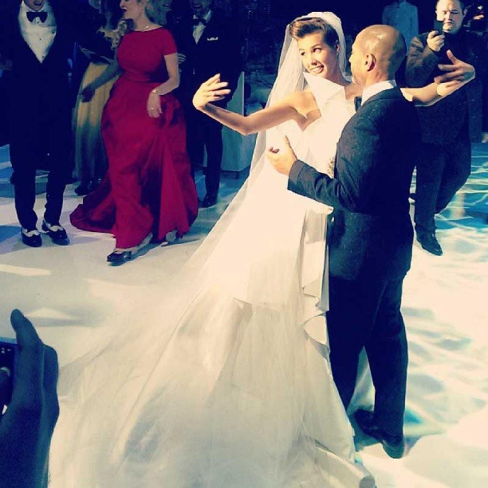 Свадьба кэти топурии фото
