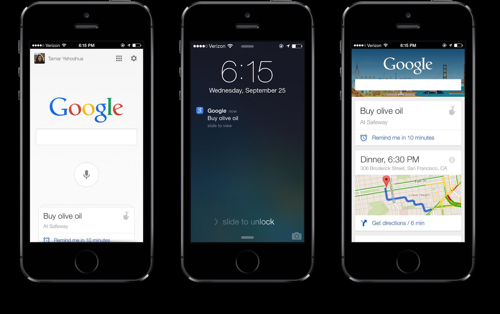 Гугл мобильная версия