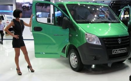 """ГАЗ налаживает производство """"Газелей"""" с правым рулём за границей"""