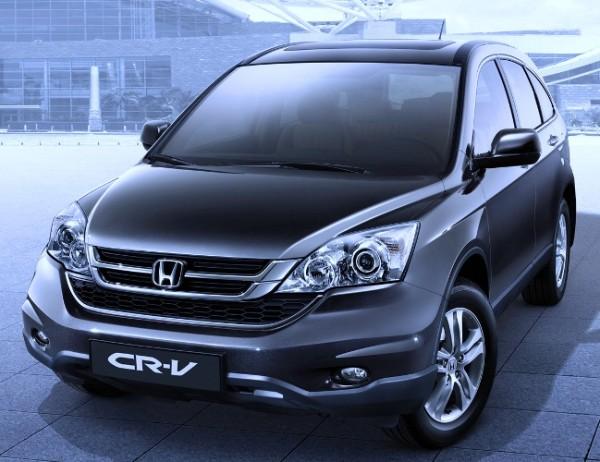 Кроссовер Honda CR-V подешевел на 240 тысяч рублей в России