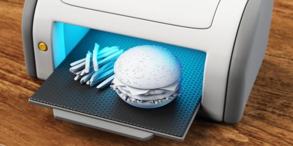 В Нидерландах прошла выставка еды, напечатанной на 3D-принтере