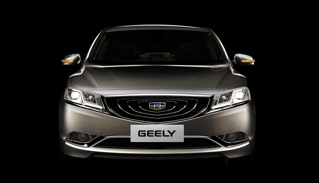 Geely выведет нароссийский рынок флагманский седан вэтом году