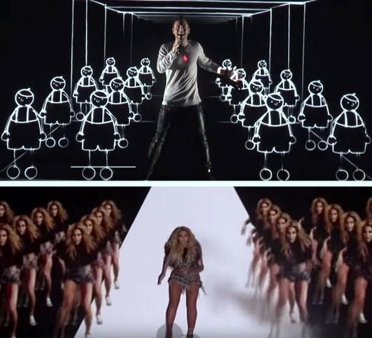 Фаворита Евровидения уличили в плагиате номера Бейонсе