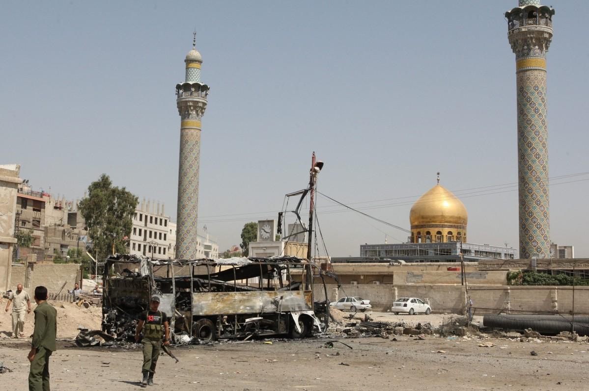 Три человека погибли при теракте в мечети в Саудовской