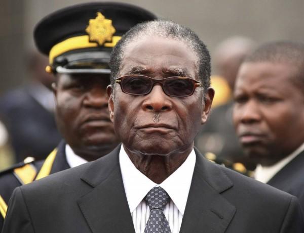 Президент Зимбабве попросил у России поддержки в рамках ООН