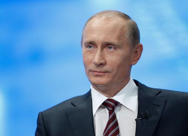 Владимир Путин и Ангела Меркель проводят деловую встречу в Москве