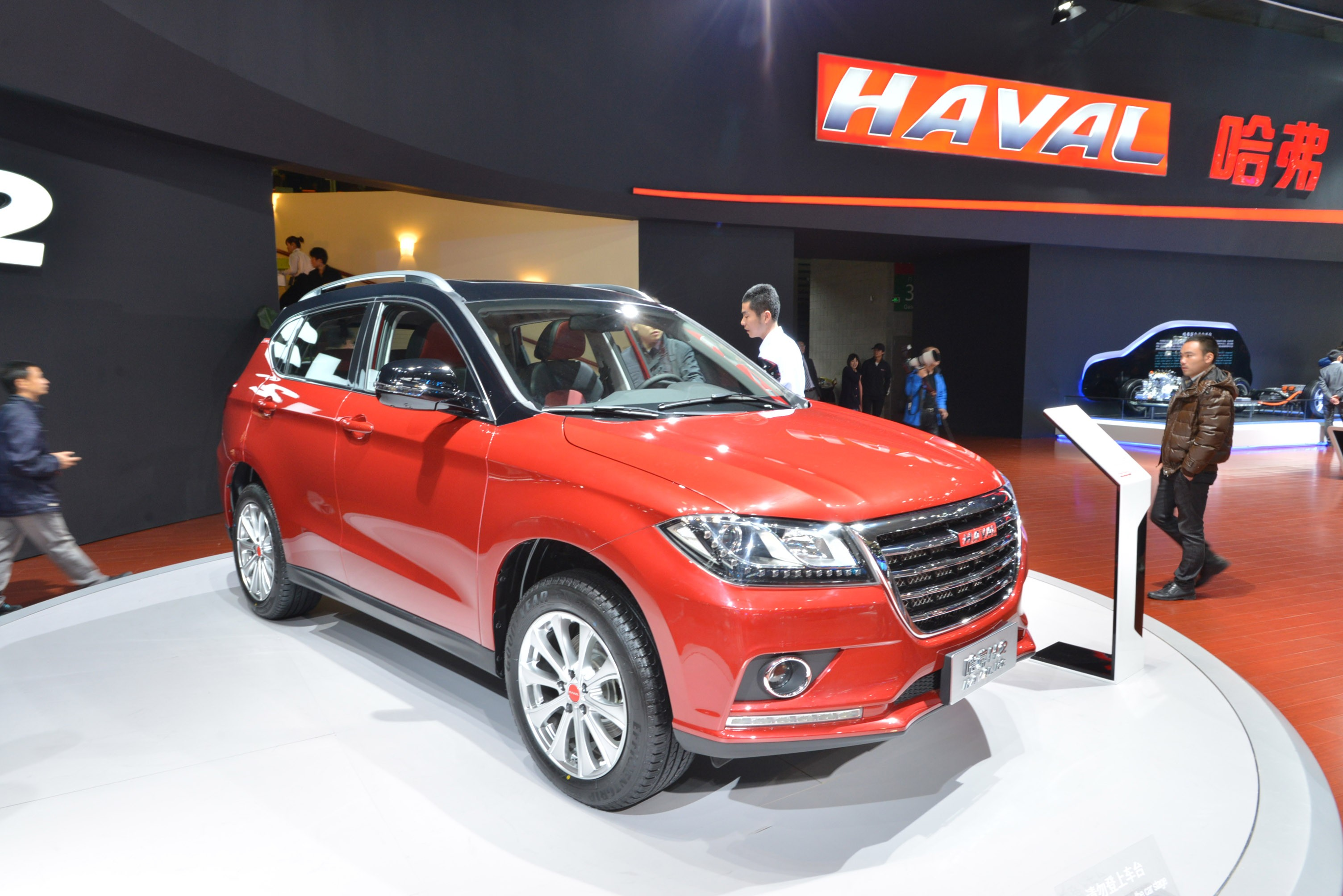 Модельный ряд и цены автомобилей Haval (Хавейл