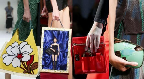 Дизайнеры рассказали, какие сумочки будут модными летом 2015 года