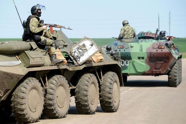 Госпогранслужба подтвердила наличие прибывшей иностранной военной техники на Украине