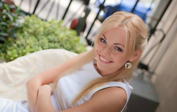 Анна Хилькевич отказалась от традиционного свадебного платья