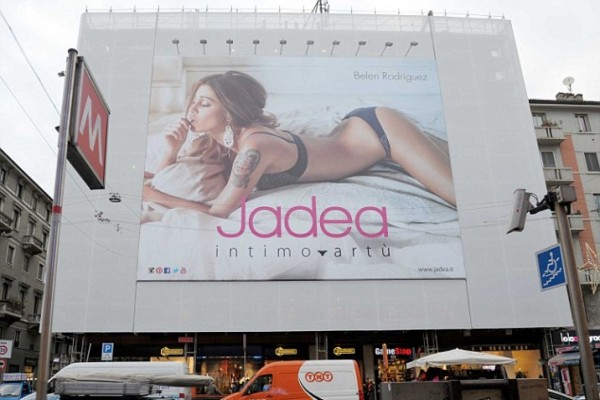 Щит рекламный порнография этим