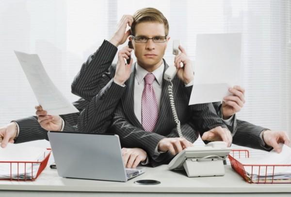 Какой средний период выгорания офисных сотрудников на одной позиции