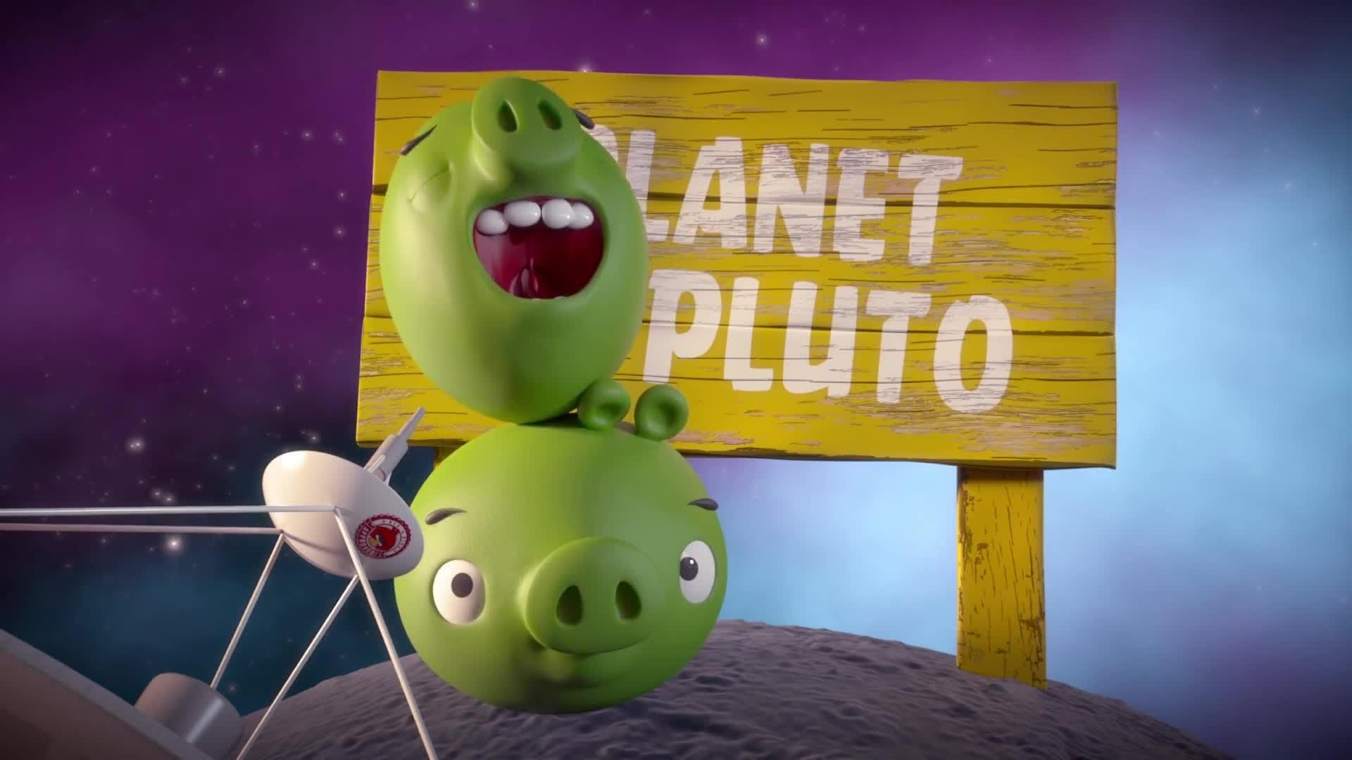 Компания Rovio выпустила разработанную вместе с NASA новую версию Angry Birds