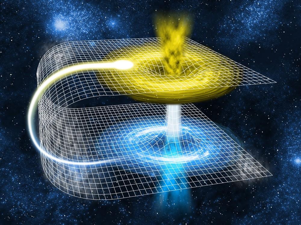Ученые создали компьютерную модель путешествия во времени
