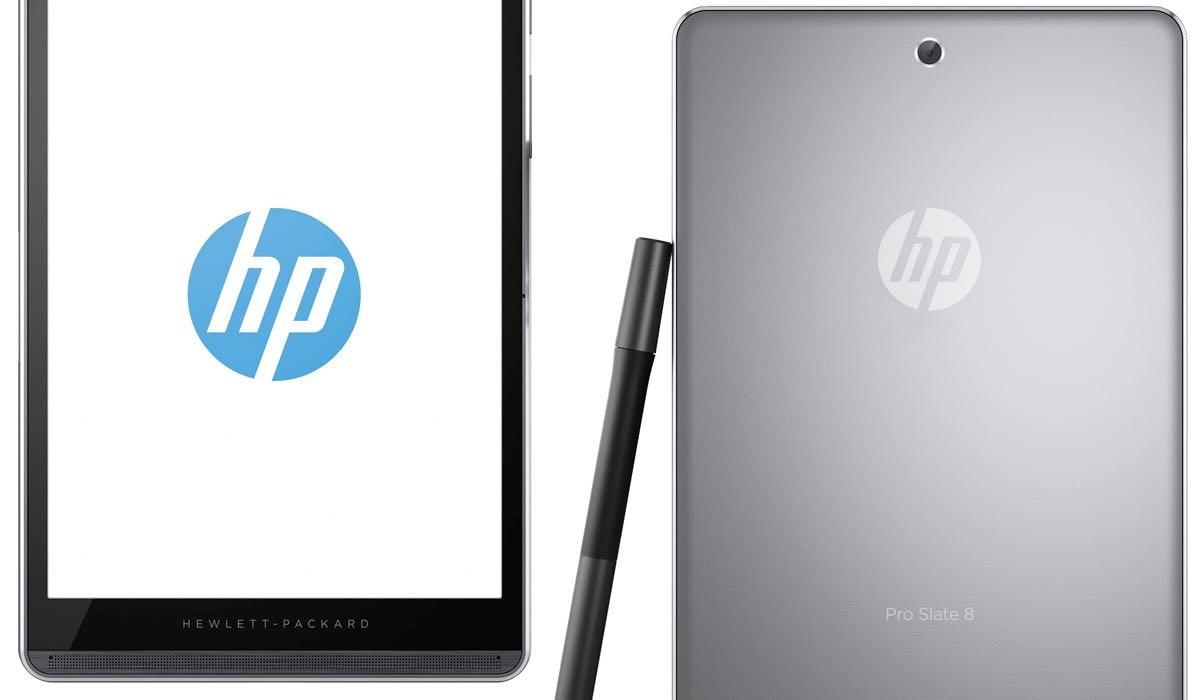 HP запускает продажи первого планшета на базе Windows 10