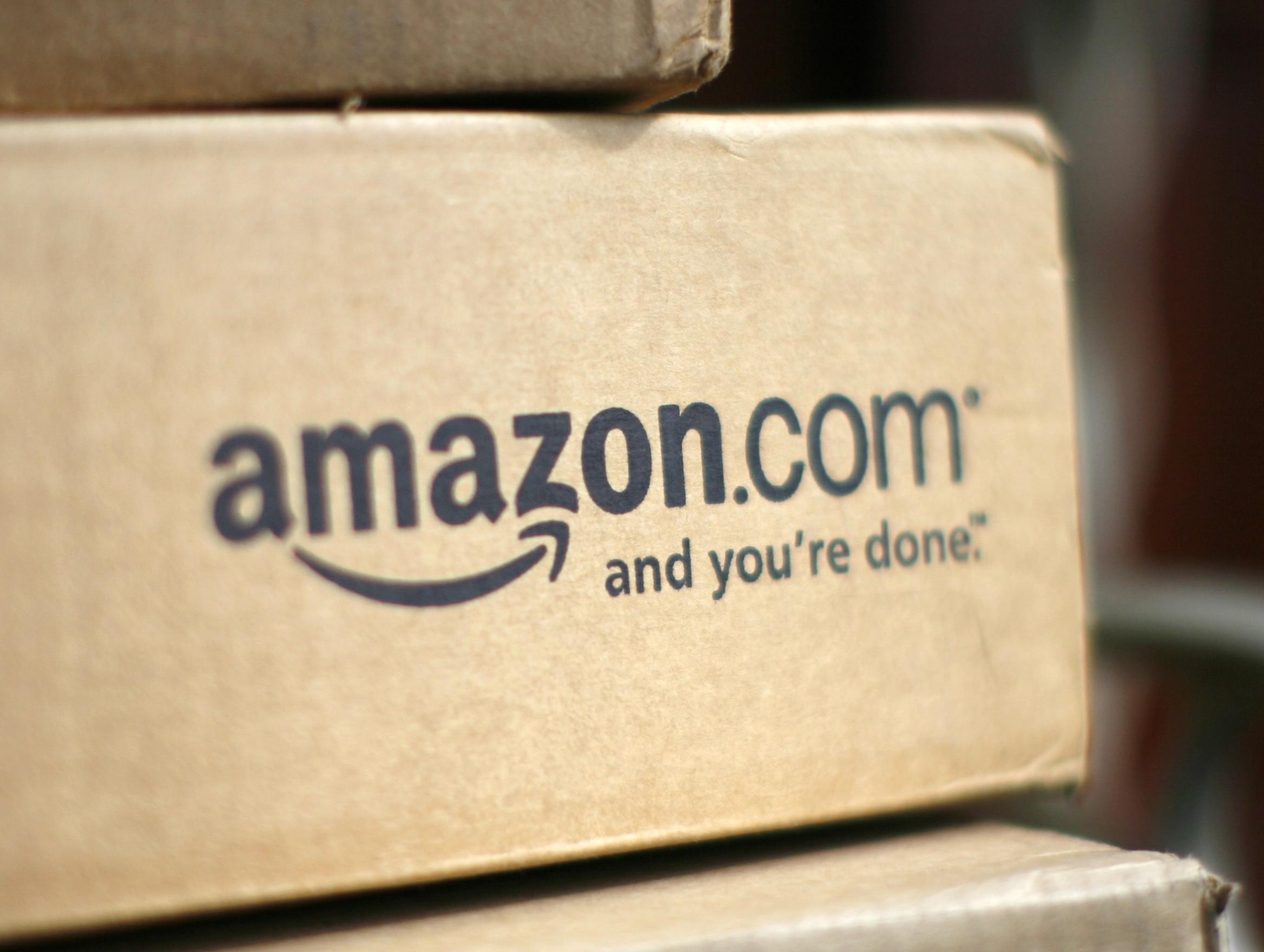 Amazon стал самой дорогой торговой сетью