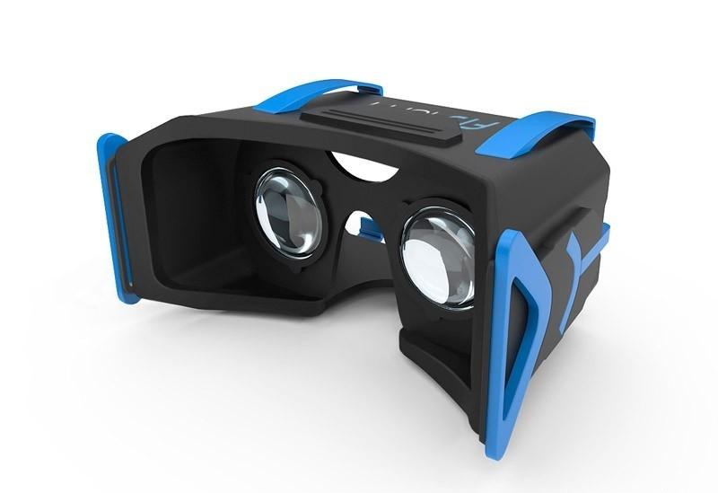 В России компания Fibrum начинает продавать шлемы виртуальной реальности