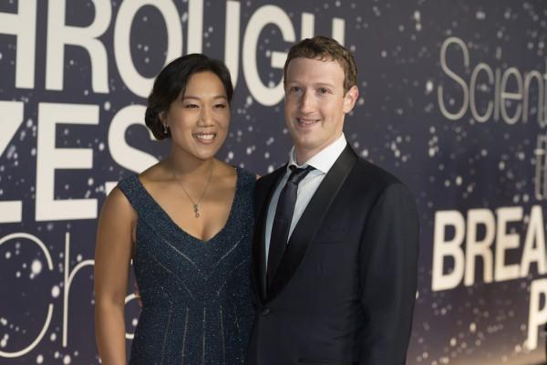 Создатель Facebook Марк Цукерберг станет отцом