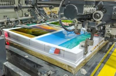 Печать каталогов промышленной продукции и листовок в Москве