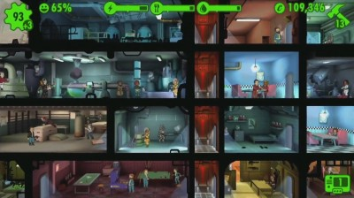 Announced the release date Fallout: Shelter for Android