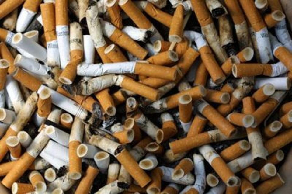 Ученые Обнаружены бактерии помогающие бросить курить