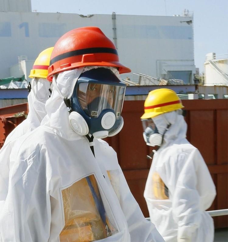 ВЯпонии наАЭС «Фукусима-1» умер один изликвидаторов трагедии