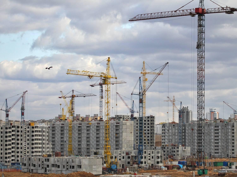 На создание жилых зон в 12 регионах России выделены 3 млрд рублей