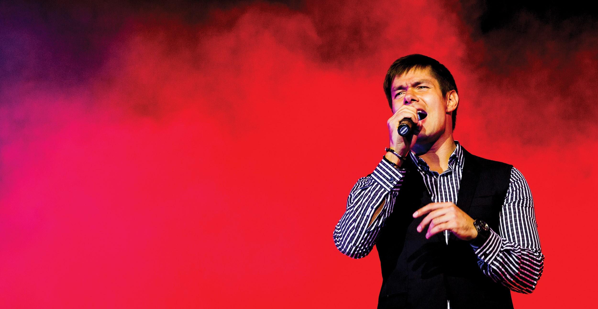 Стаса Пьеху не пустили в Одессу с концертом