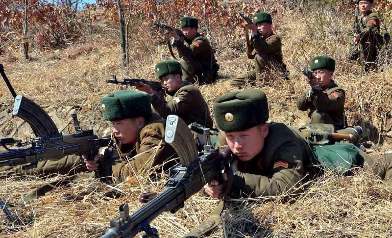 Южная Корея обвинила КНДР в установке мин в пограничной зоне