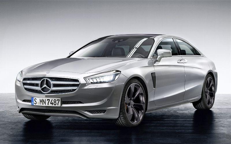 Mercedes-Benz C Class Coupe нового поколения официально представлен