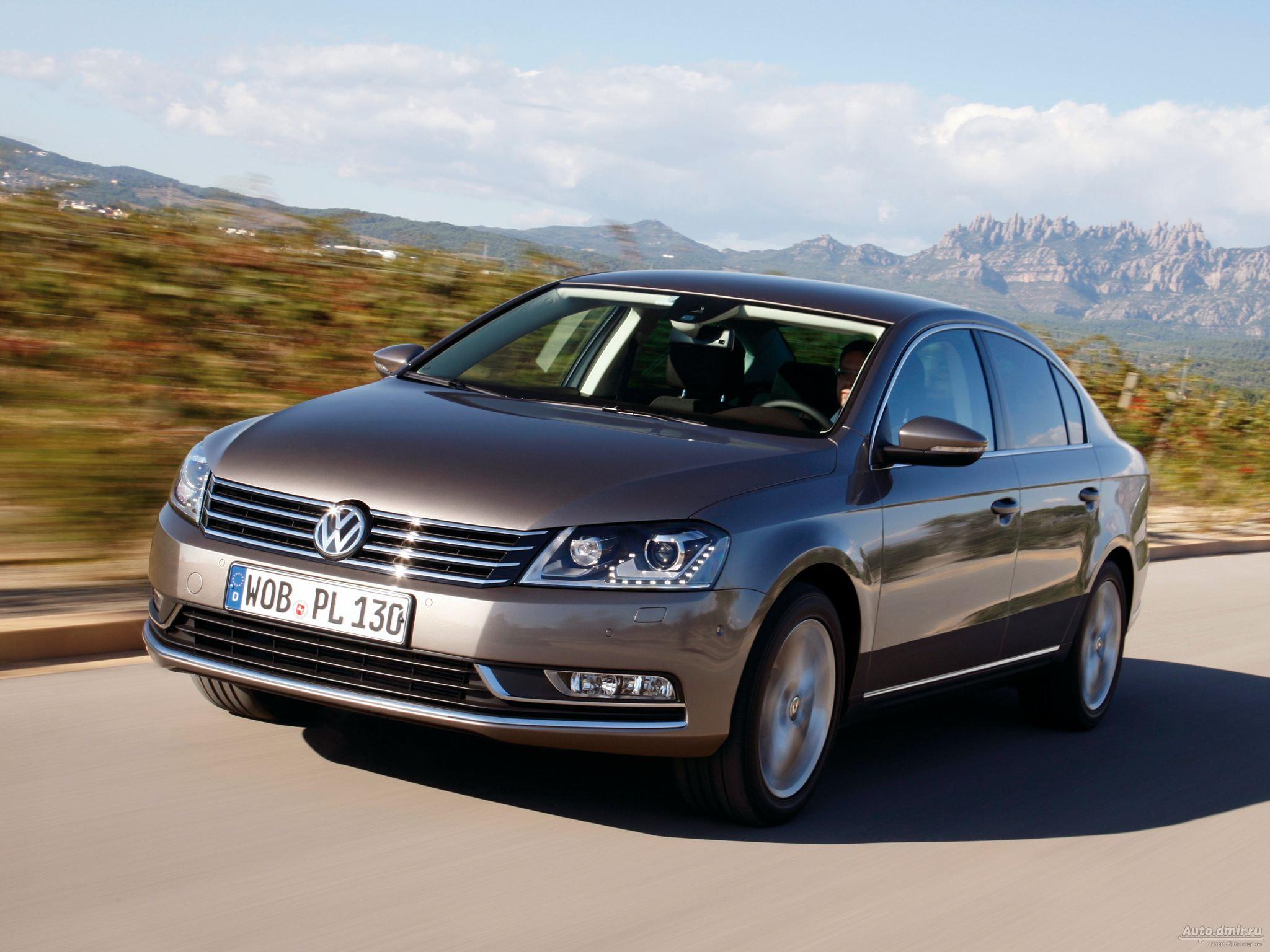 Volkswagen отзывает машины в США из-за неисправности подушки безопасности
