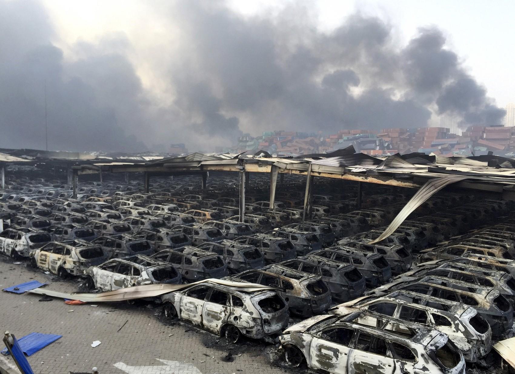 В Китае блокируют аккаунты соцсетей по причине паники из-за взрыва в Тяньцзине