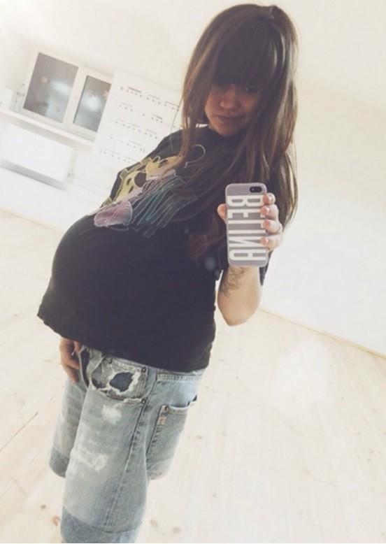 Аня ранетки беременная