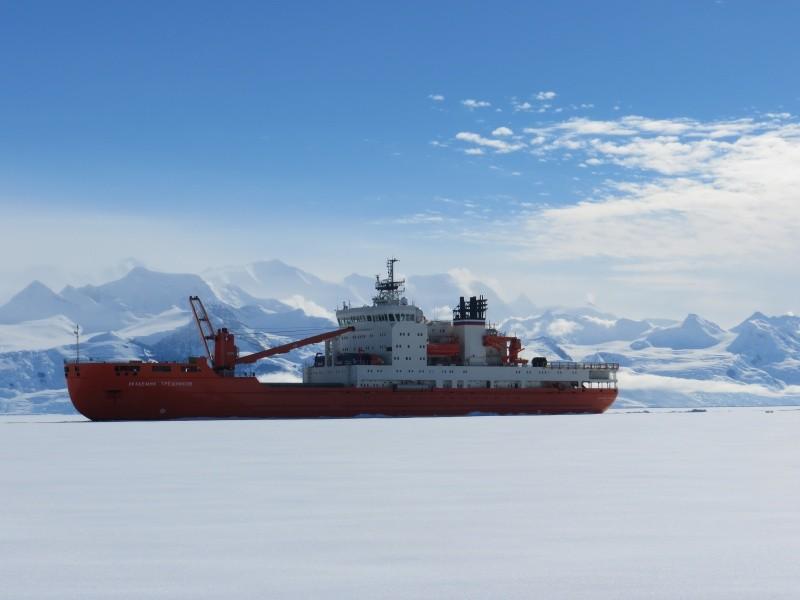 Российскоамериканская научная экспедиция отправляется в Арктику