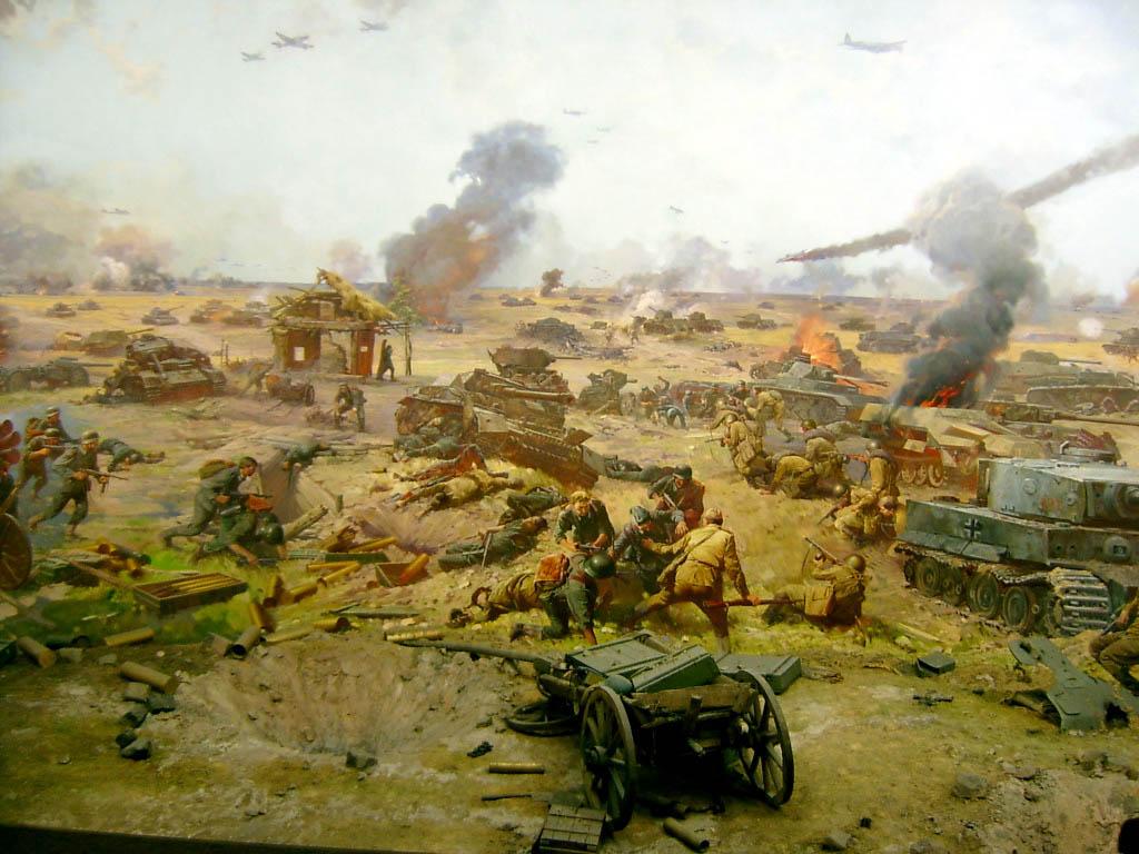 Найти курская битва великая отечественная война
