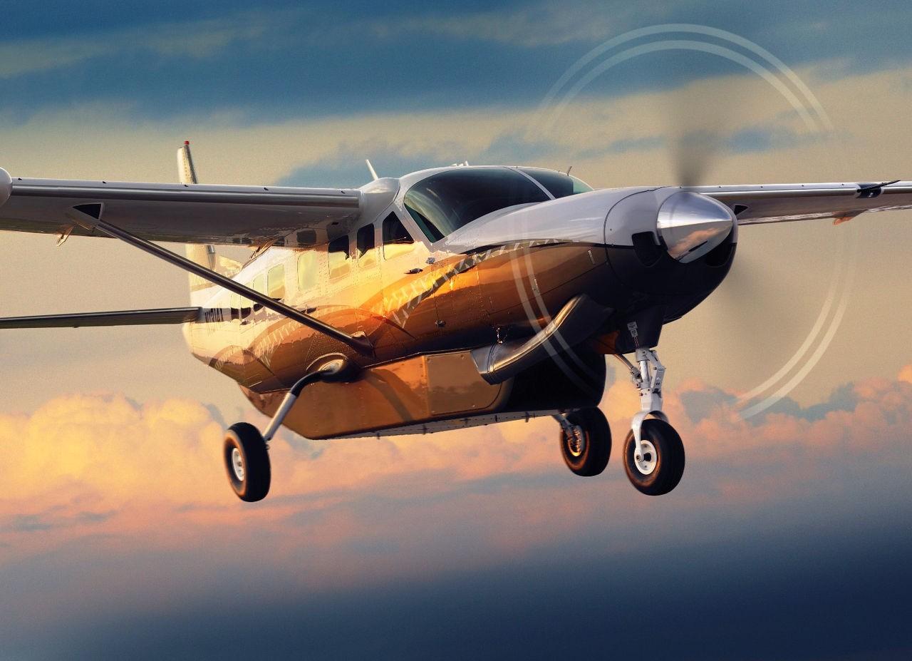 Сверхлёгкий самолёт разбился вИспании