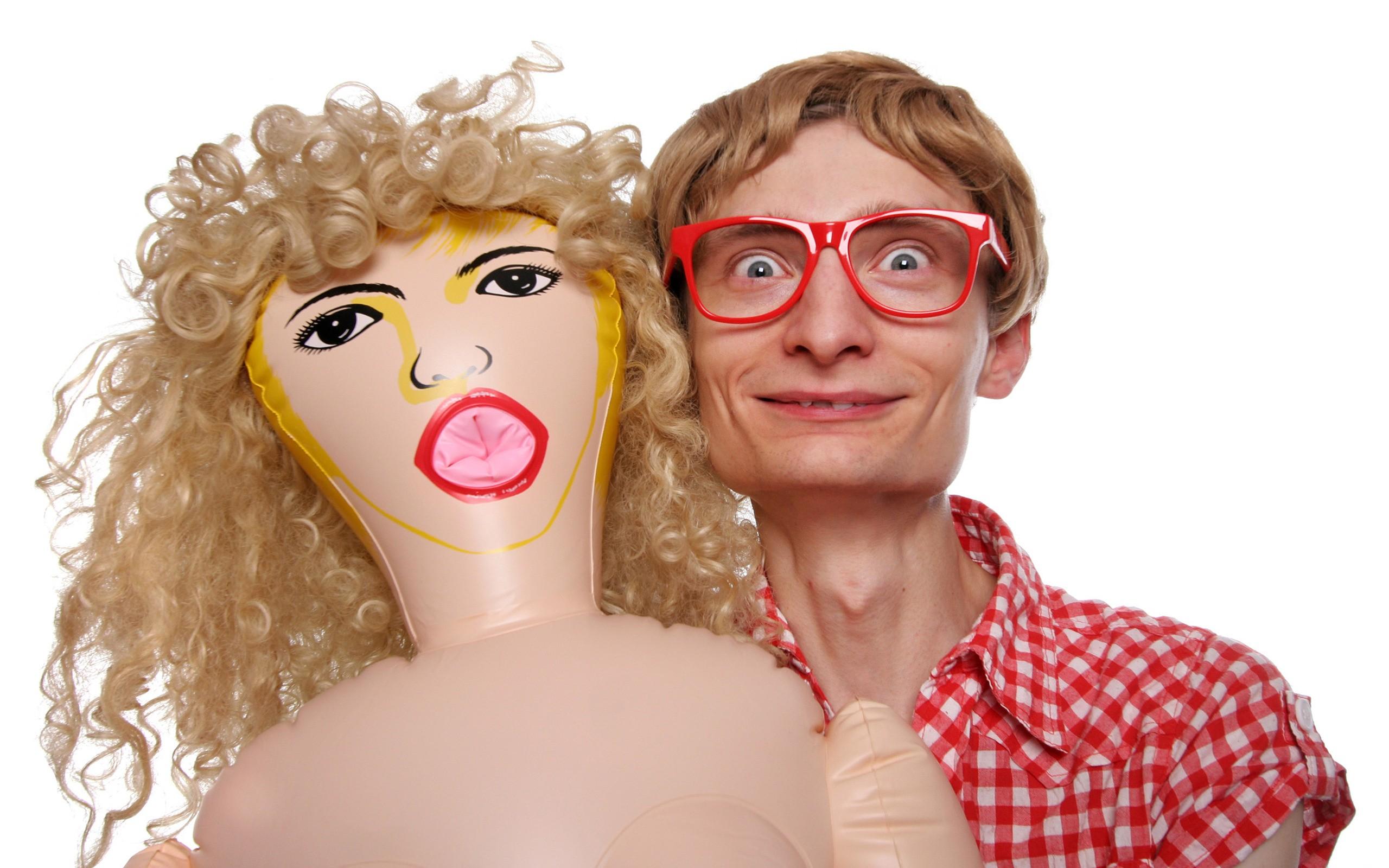 резиновой женщины фото