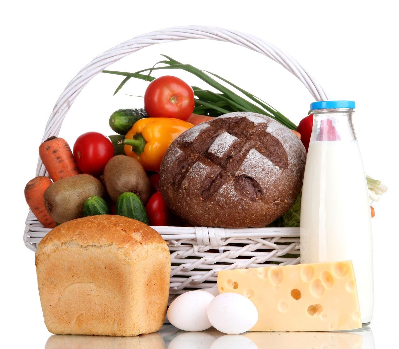 Продукты питания в России с января по июль подорожали почти на 11
