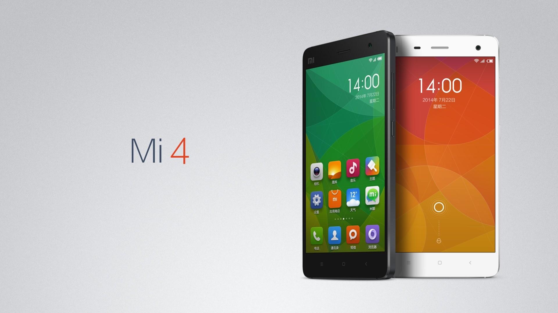 В России стартовали продажи смартфона Xiaomi Mi4