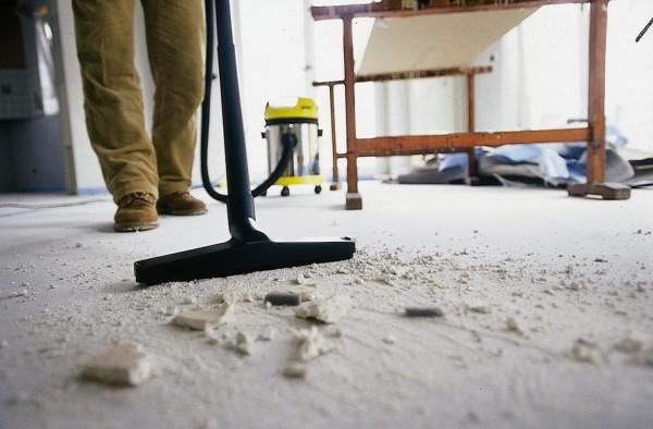 Профессиональная уборка любых помещений после строительства