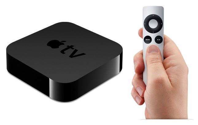 Тим Кук представил публике приставку Apple TV
