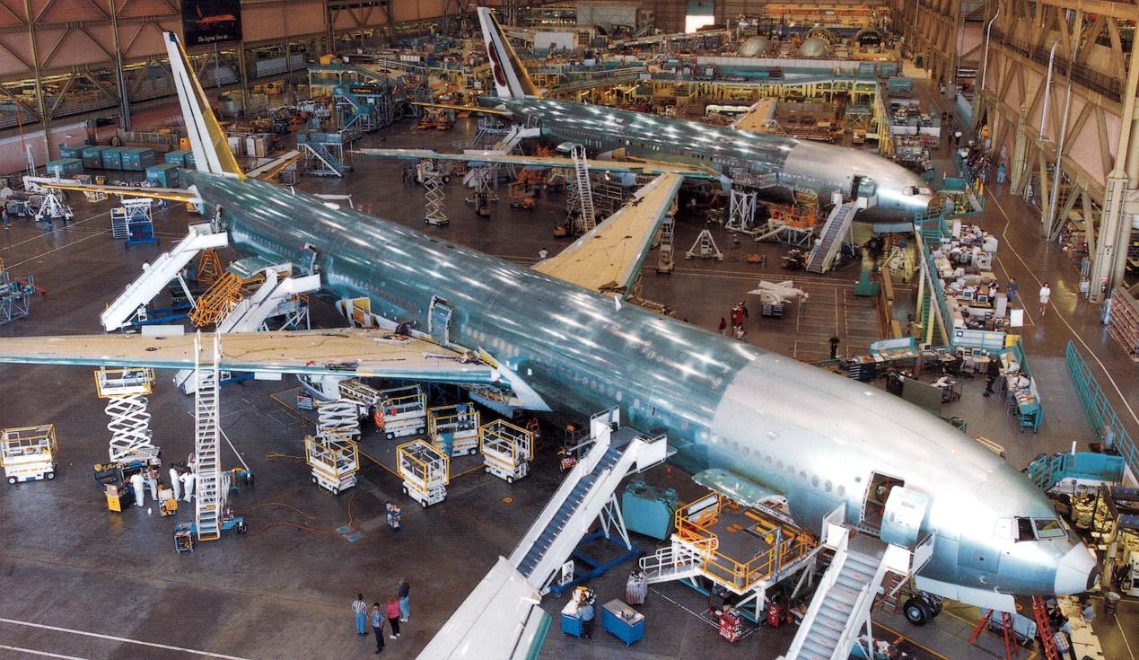Компания Boeing просчитывает возможность открытия завода в Китае