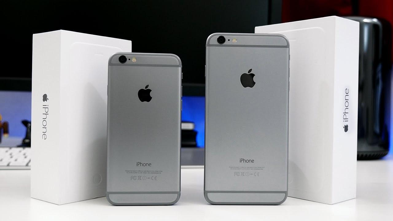 Официально Apple запустила систему предзаказов на iPhone 6s и iPhone 6s Plus