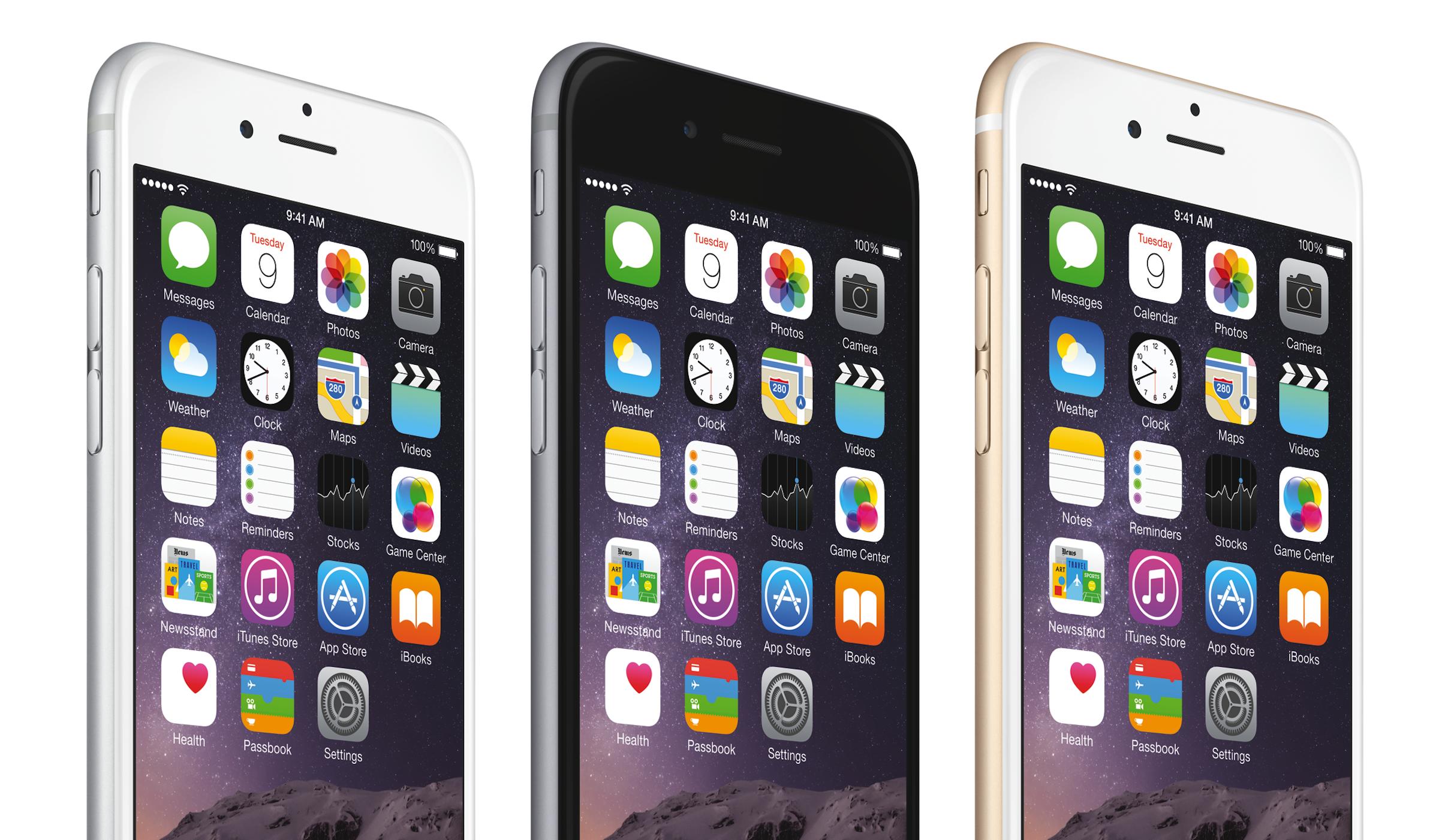 Предзаказы на Phone 6S/6S Plus побили прошлогодний рекорд