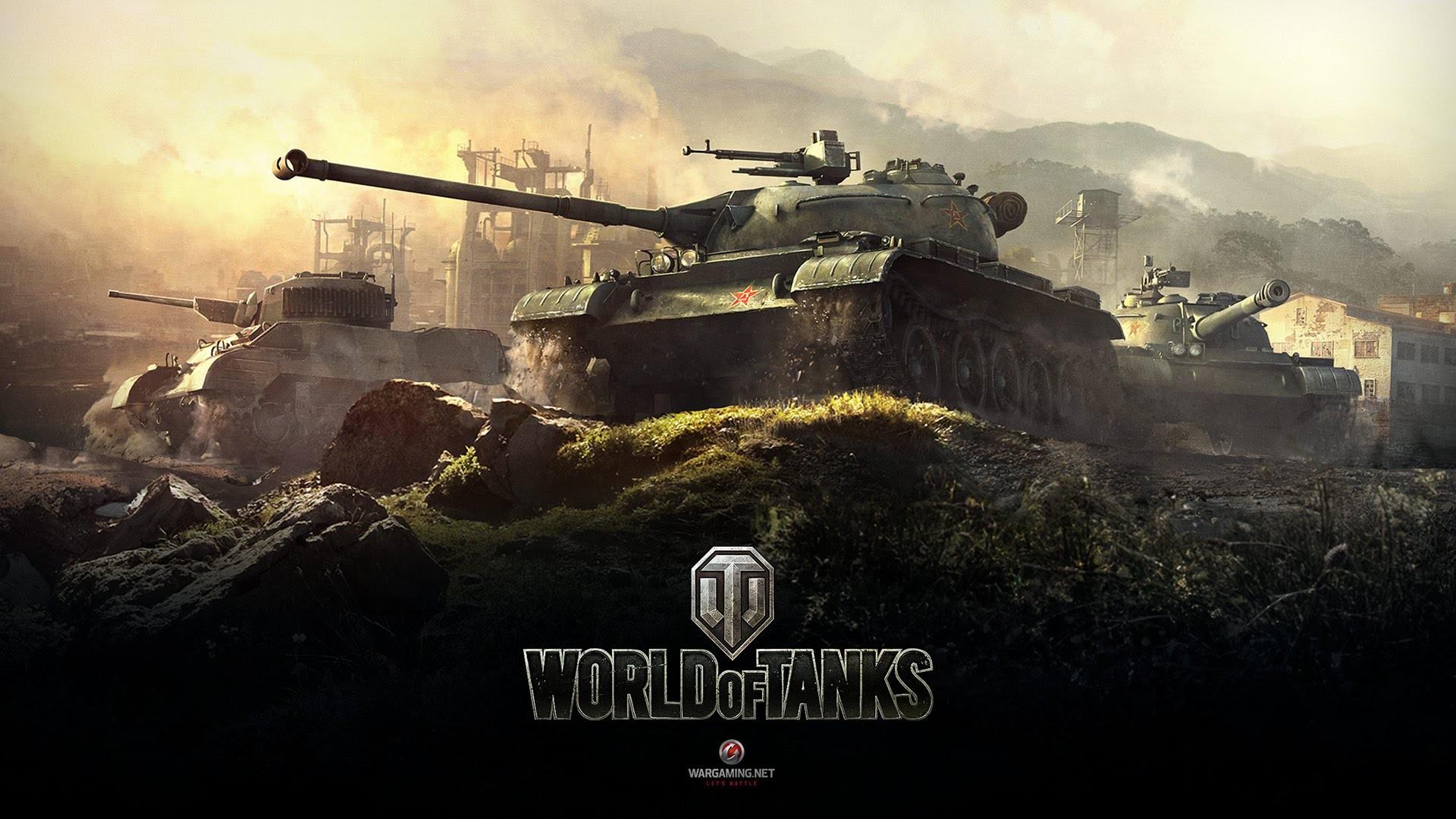 World of Tanks скоро выйдет на Play Station 4