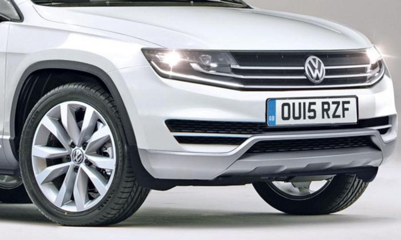 Volkswagen начнет выпускать новый Tiguan в Калуге