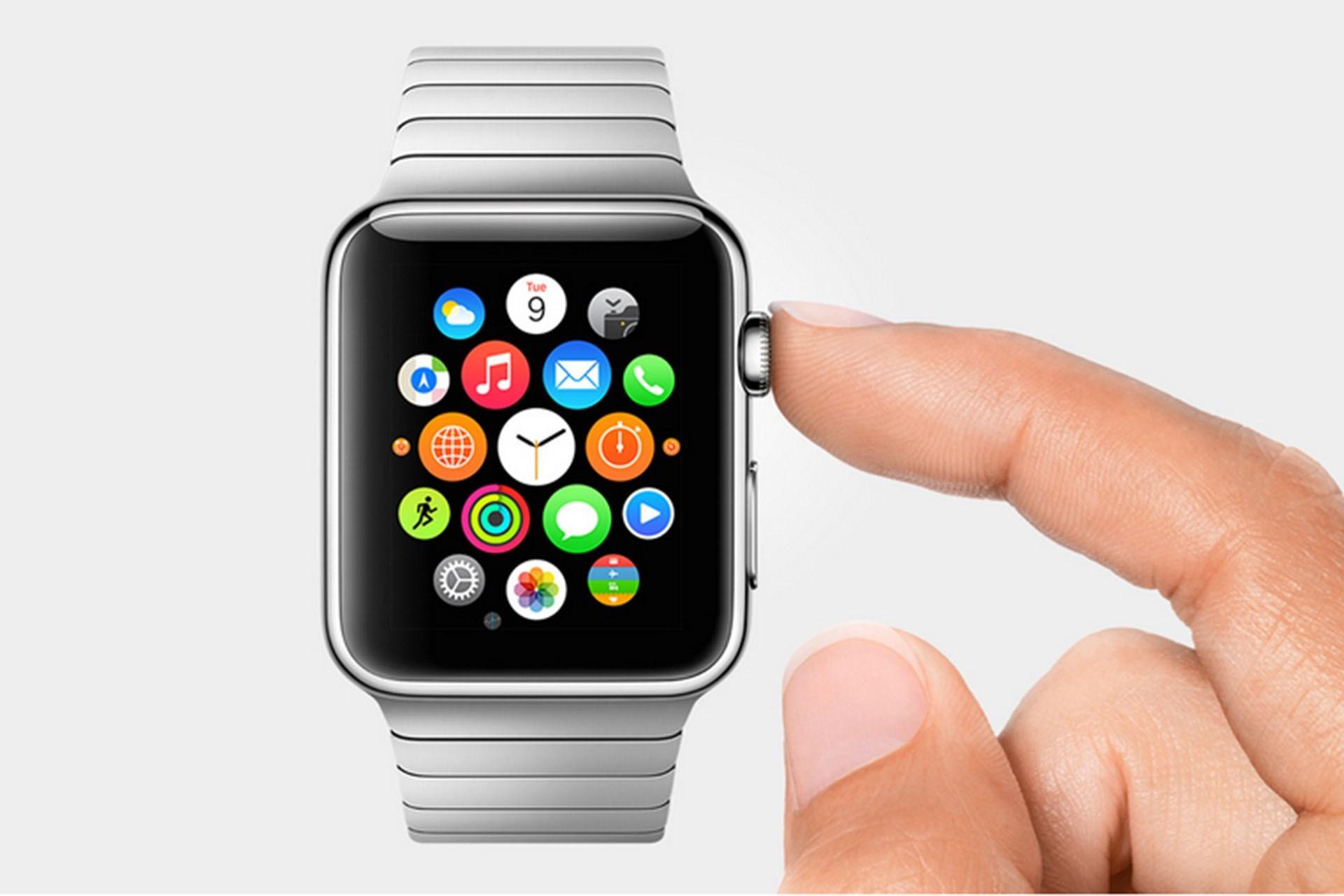 Связной начал оформлять предзаказы на Apple Watch в Новосибирске