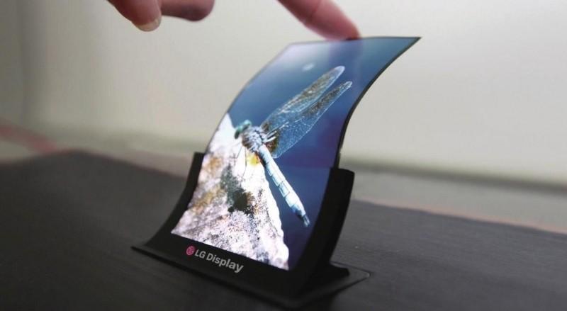 LG Display станет серийно выпускать складные дисплеи для смартфонов