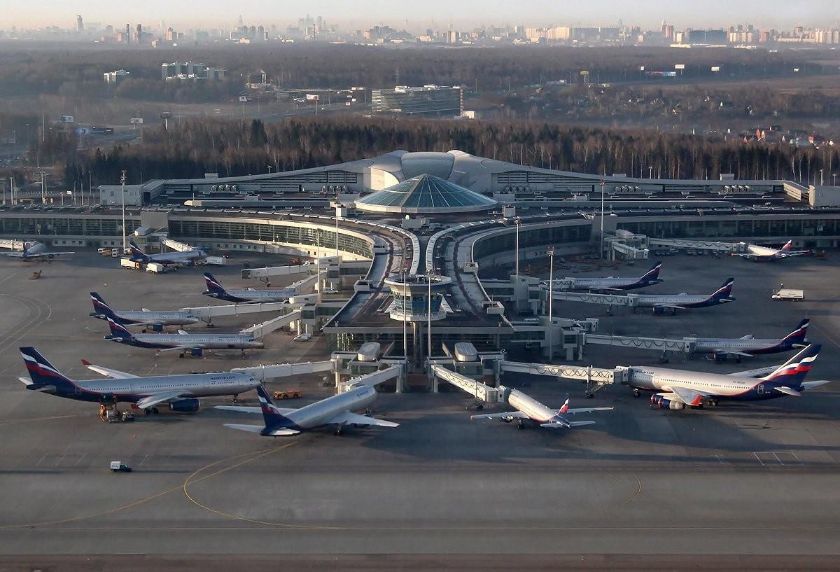 аэропорт фото шереметьево